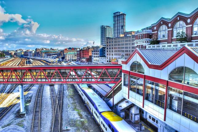 Vẻ đẹp siêu thực của thành phố Vancouver - anh 4