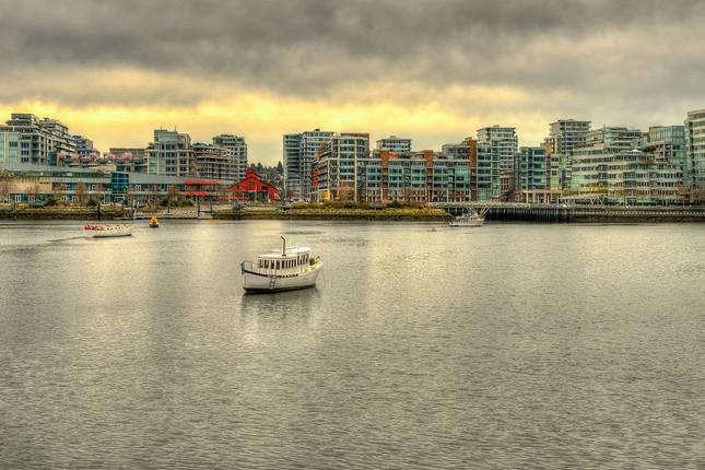 Vẻ đẹp siêu thực của thành phố Vancouver - anh 7