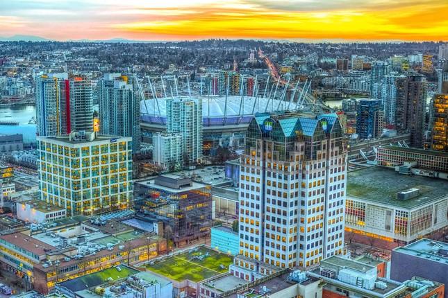Vẻ đẹp siêu thực của thành phố Vancouver - anh 8