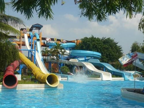 Những công viên nước độc đáo cho trẻ em vào mùa hè - anh 9