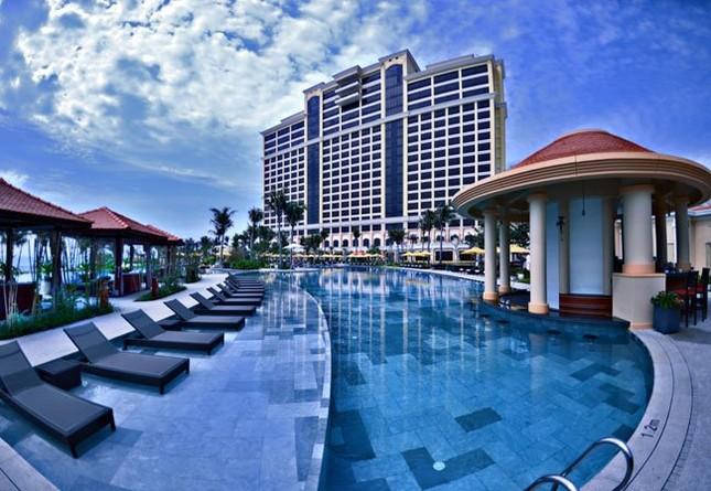 Mê đắm những resort có hồ bơi đẹp mê hồn (phần 1) - anh 5