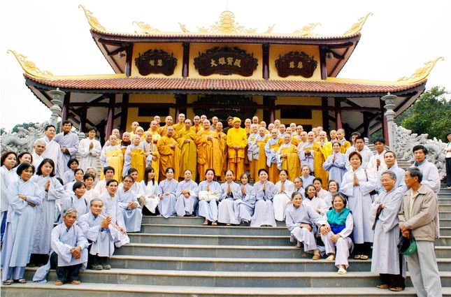 Điểm danh những thiền viện Việt Nam có kiến trúc tuyệt đẹp - anh 11
