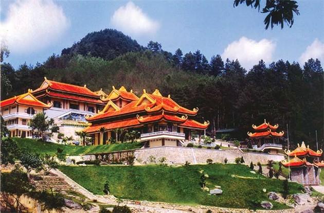 Điểm danh những thiền viện Việt Nam có kiến trúc tuyệt đẹp - anh 3