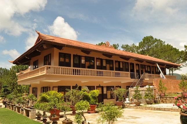 Điểm danh những thiền viện Việt Nam có kiến trúc tuyệt đẹp - anh 5