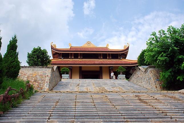 Điểm danh những thiền viện Việt Nam có kiến trúc tuyệt đẹp - anh 6