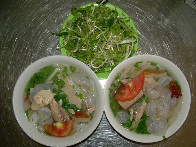 Bún sứa Nha Trang - món ngon từ mẹ biển cả - anh 2