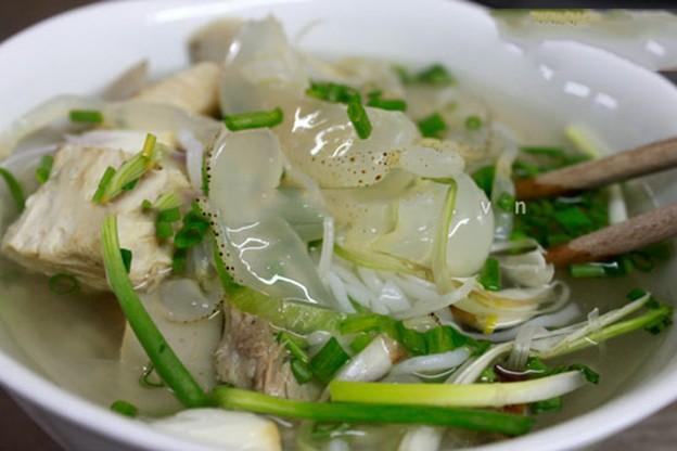 Bún sứa Nha Trang - món ngon từ mẹ biển cả - anh 4