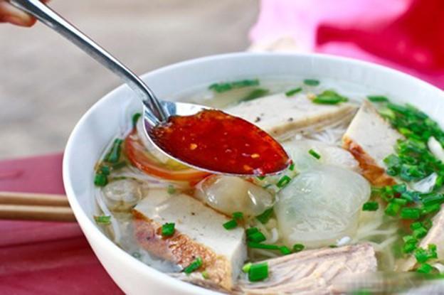 Bún sứa Nha Trang - món ngon từ mẹ biển cả - anh 7