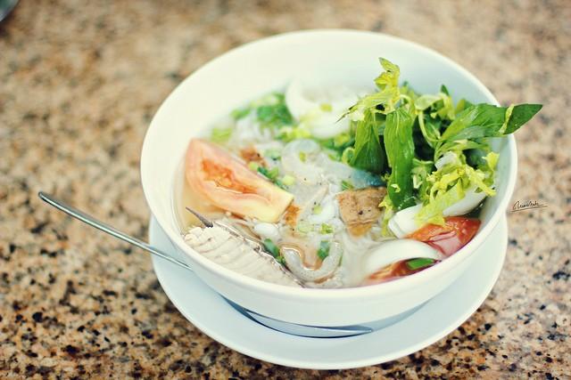 Bún sứa Nha Trang - món ngon từ mẹ biển cả - anh 6