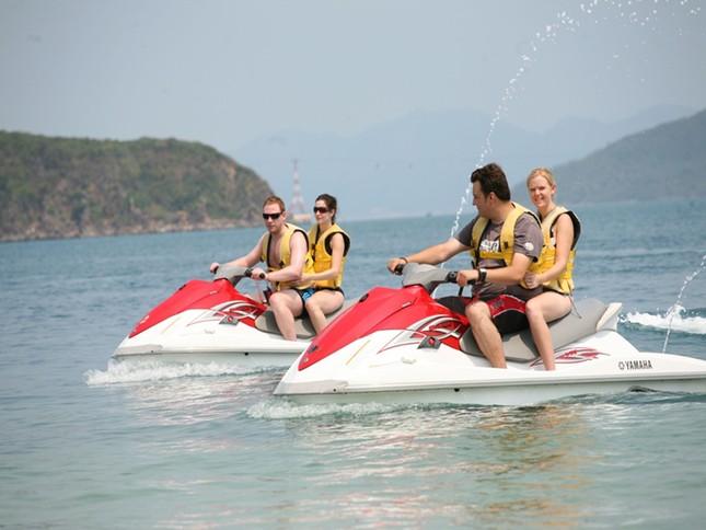 """Đến Hòn Tằm chiêm ngưỡng vẻ đẹp của """"đảo xanh"""" giữa Vịnh Nha Trang - anh 8"""