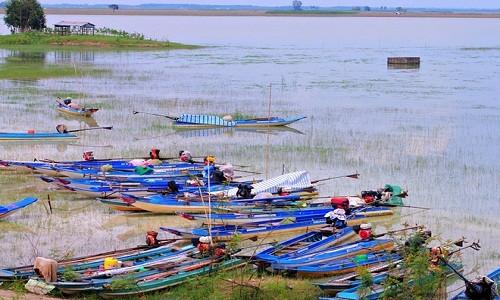 Hồ Dầu Tiếng - điểm đến mới mẻ thích hợp cho chuyến trải nghiệm cuối tuần - anh 12