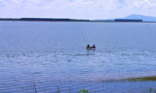 Hồ Dầu Tiếng - điểm đến mới mẻ thích hợp cho chuyến trải nghiệm cuối tuần - anh 13