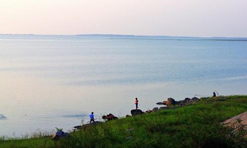 Hồ Dầu Tiếng - điểm đến mới mẻ thích hợp cho chuyến trải nghiệm cuối tuần - anh 3