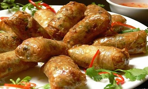 Những món ăn nổi tiếng ở quê hương Hồ Ngọc Hà - anh 3