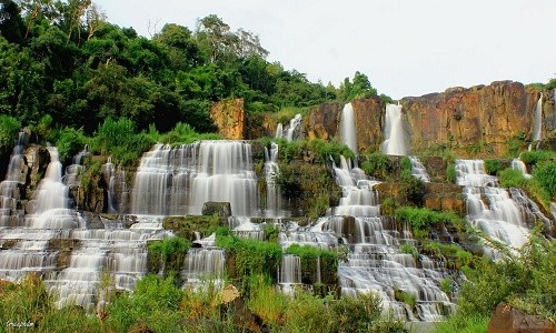 Đến Lâm Đồng chiêm ngưỡng vẻ đẹp của 5 ngọn thác nổi tiếng - anh 13