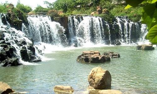 Đến Lâm Đồng chiêm ngưỡng vẻ đẹp của 5 ngọn thác nổi tiếng - anh 3