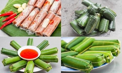 Nem chua - món ăn thương hiệu của miền đất xứ Thanh - anh 1