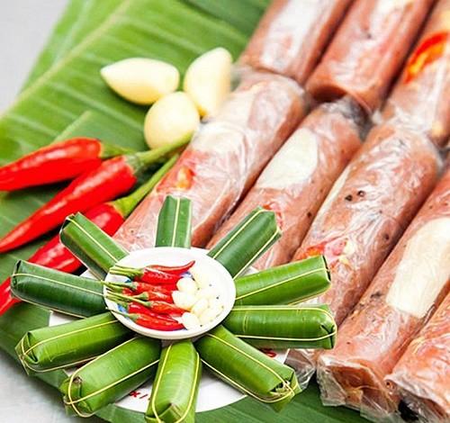 Nem chua - món ăn thương hiệu của miền đất xứ Thanh - anh 3