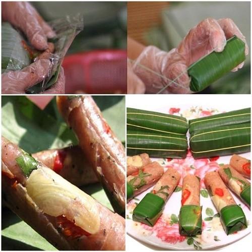 Nem chua - món ăn thương hiệu của miền đất xứ Thanh - anh 7