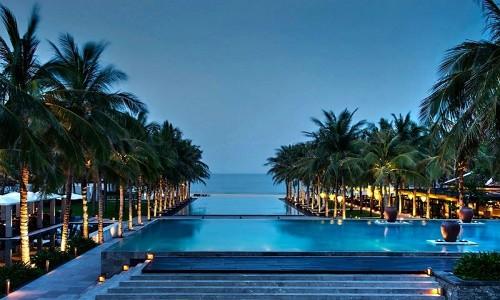 Ghé Hội An chiêm ngưỡng vẻ đẹp hồ bơi đẹp nhất thế giới - anh 3