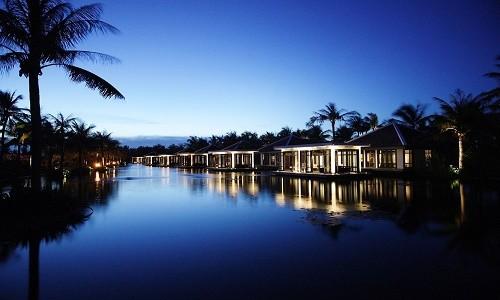 Ghé Hội An chiêm ngưỡng vẻ đẹp hồ bơi đẹp nhất thế giới - anh 4