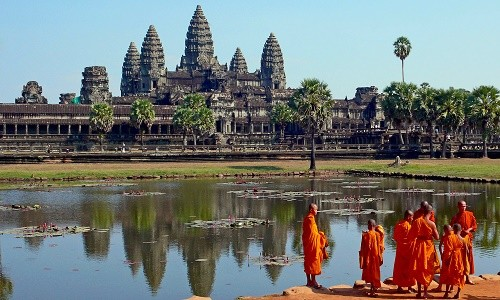 Nụ cười Angkor - anh 2