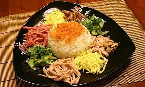 Cơm âm phủ - món ăn mang đậm văn hóa ẩm thực Huế - anh 1