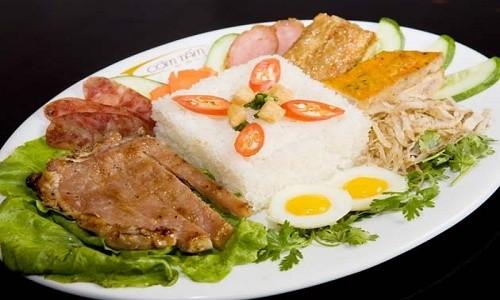 Cơm âm phủ - món ăn mang đậm văn hóa ẩm thực Huế - anh 3