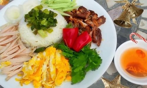Cơm âm phủ - món ăn mang đậm văn hóa ẩm thực Huế - anh 4