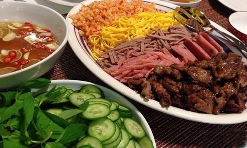 Cơm âm phủ - món ăn mang đậm văn hóa ẩm thực Huế - anh 5