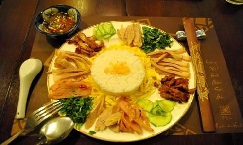 Cơm âm phủ - món ăn mang đậm văn hóa ẩm thực Huế - anh 6
