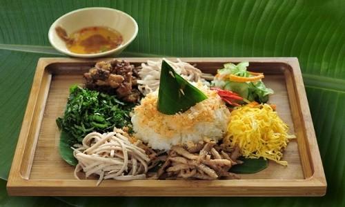 Cơm âm phủ - món ăn mang đậm văn hóa ẩm thực Huế - anh 7