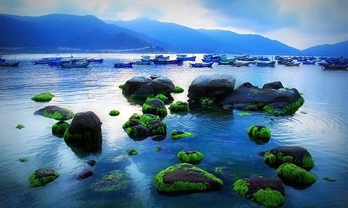 Đến đảo Bình Hưng chiêm ngưỡng vẻ đẹp biển đảo của tổ quốc - anh 1