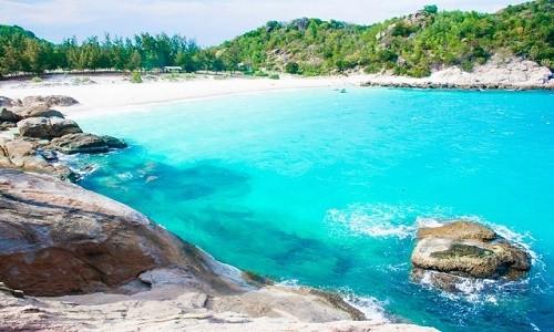 Đến đảo Bình Hưng chiêm ngưỡng vẻ đẹp biển đảo của tổ quốc - anh 8