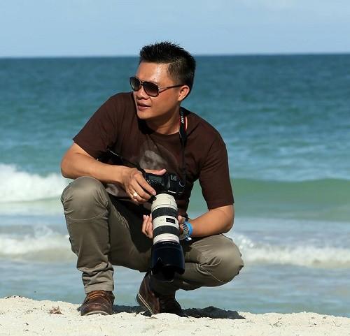 BTV Quang Minh: chuyến du lịch có đủ thành viên trong gia đình tôi là cách đây 1 năm - anh 1