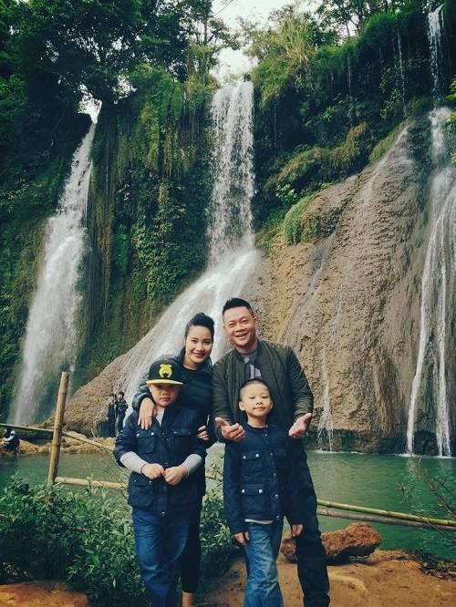 BTV Quang Minh: chuyến du lịch có đủ thành viên trong gia đình tôi là cách đây 1 năm - anh 3