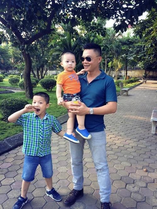 BTV Quang Minh: chuyến du lịch có đủ thành viên trong gia đình tôi là cách đây 1 năm - anh 9