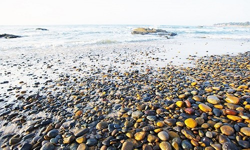 Ngắm bãi đá 7 màu tuyệt đẹp tại Cổ Thạch - anh 6