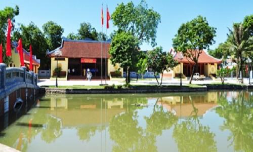Thăm Hưng Yên quê hương cố Tổng bí thư Nguyễn Văn Linh - anh 2