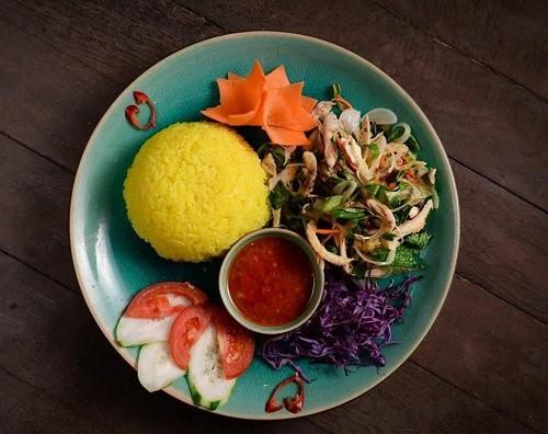 Cơm gà Bà Đầm – điểm đến yêu thích mới của tín đồ ẩm thực tại Hà Thành - anh 4