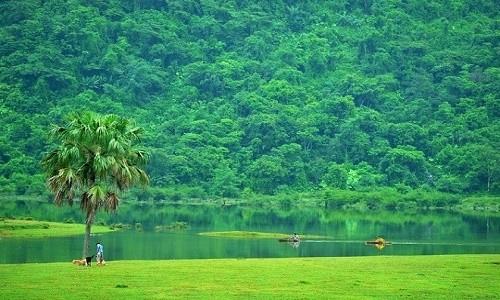 """Hồ Noong – chốn """"tiên cảnh"""" ở miền cao Hà Giang - anh 11"""