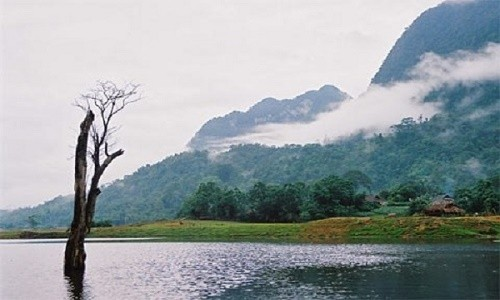 """Hồ Noong – chốn """"tiên cảnh"""" ở miền cao Hà Giang - anh 7"""