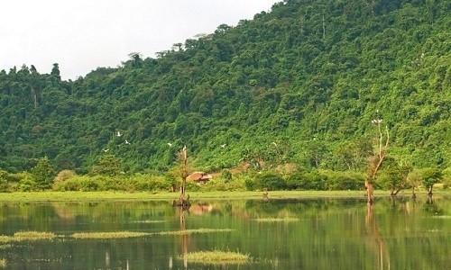 """Hồ Noong – chốn """"tiên cảnh"""" ở miền cao Hà Giang - anh 9"""