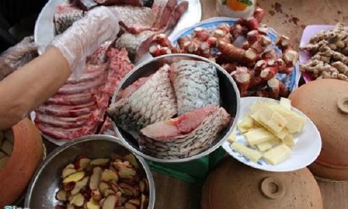 Về quê Chí Phèo thưởng thức món cá kho trứ danh - anh 5