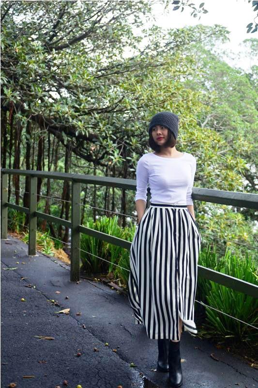 Vân Trang đẹp rạng ngời với phong cảnh mùa thu nước Úc - anh 8