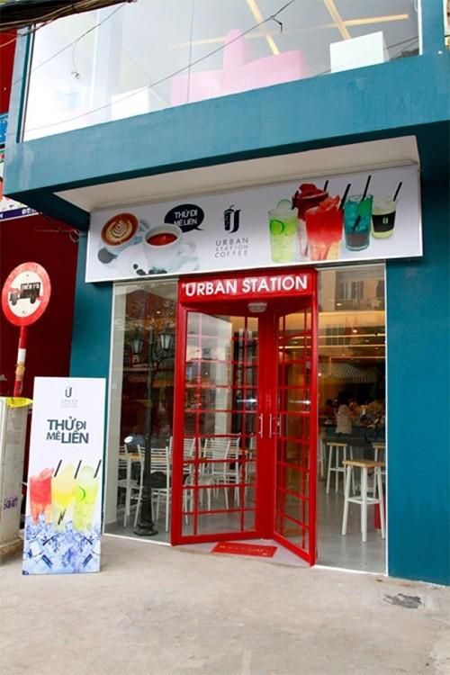 Urban Station - chuỗi cafe của ông chủ 8x nổi tiếng cả nước - anh 1
