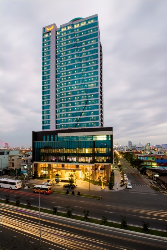 Tập đoàn khách sạn tư nhân: nhiều dự án khách sạn đạt tiêu chuẩn trải dài khắp cả nước - anh 1