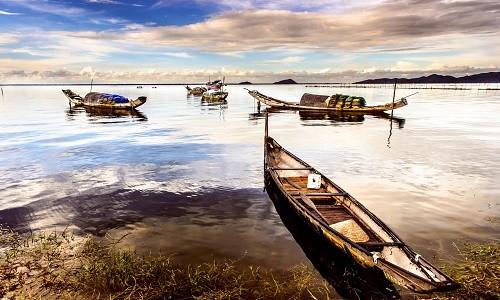Tam Giang - đầm phá lớn nhất Đông Nam Á tại Việt Nam - anh 1