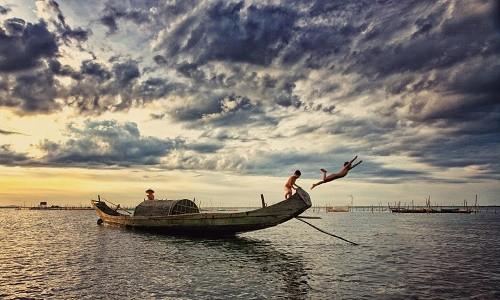 Tam Giang - đầm phá lớn nhất Đông Nam Á tại Việt Nam - anh 7