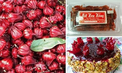 Ngỡ ngàng với hàng trăm loại mứt quả tại tiểu Pari của Việt Nam - anh 2